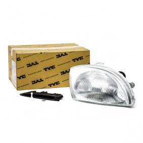 Extra koplampen / Onderdelen