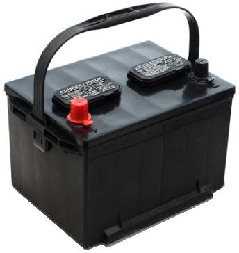 Elektrische systemen - Batterij Accu
