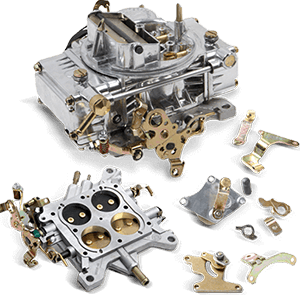 Carburateur / Onderdelen