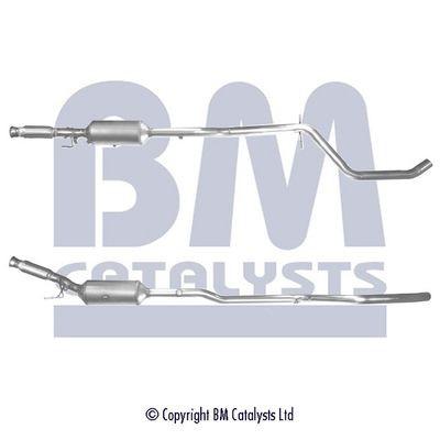 BM CATALYSTS BM CATALYSTS Roetfilter, uitlaatinstallatie (BM11117HP) (BM11117HP)