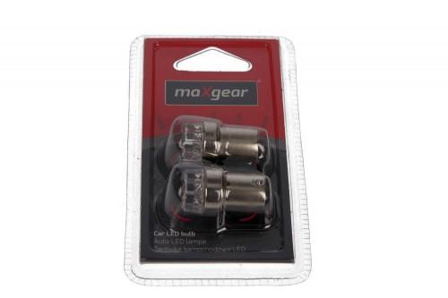 MAXGEAR Auto LED lamp 12V/21W BA15S (wit) (78-0171SET) MAXGEAR (78-0171SET)