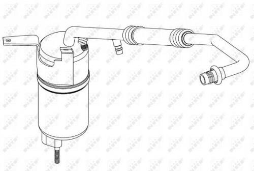NRF Droger, airconditioning (33220) NRF (33220)