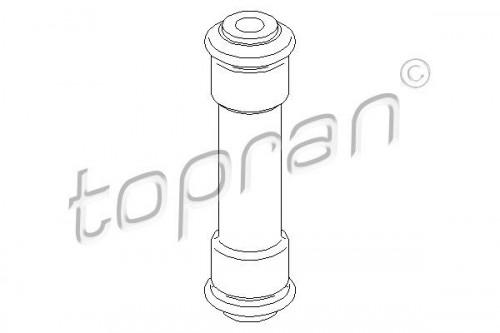 Ophanging, bladveer TOPRAN