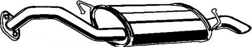 ASMET Einddemper (28.012) ASMET (28.012)
