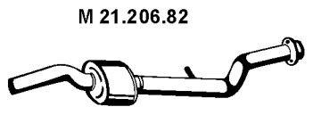 EBERSPÄCHER EBERSPÄCHER Middendemper (21.206.82) (21.206.82)