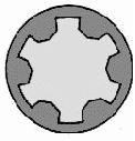 AMC Cilinderkopbout (258018) AMC (258018)