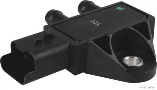 Sensor, uitlaatgasdruk HERTH+BUSS ELPARTS