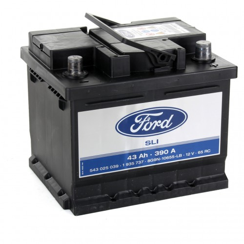 Accu / Batterij FORD