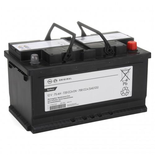 Accu / Batterij GENERAL MOTORS