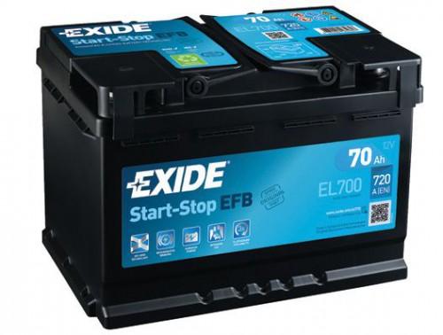 Accu / Batterij EXIDE